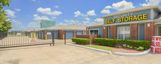 Gated self storage in houston
