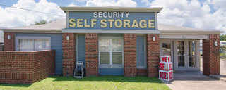 We sell boxes at austin self storage