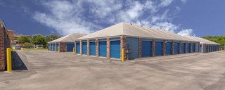 Clean secure self storage in austin