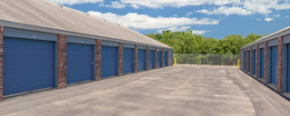Self storage in austin driveup units