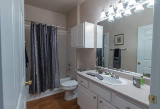 B2 model second bathroom