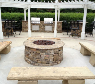 Preserve ballantyne firepit photo gallery