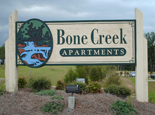 Information about the neighborhood surrounding our apartments in Fayetteville