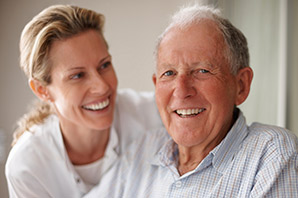 Wyndmoor, PA skilled nursing care will put a smile on your face