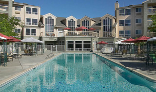 Chico Senior Living Facility With A Pool