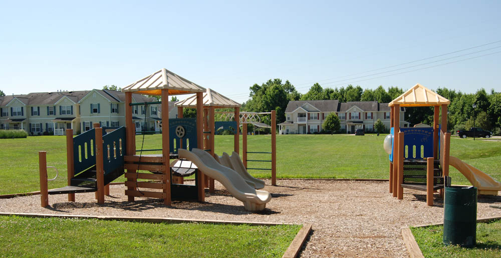 Apartment playground elkton
