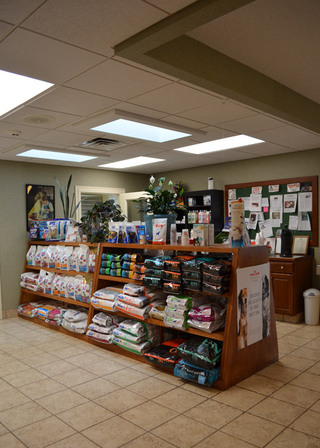Lewisburg pet supplies