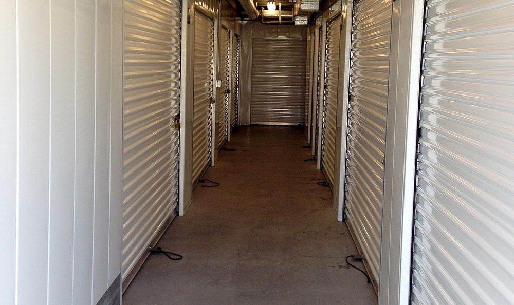 Indoor storage in Kailua Kona
