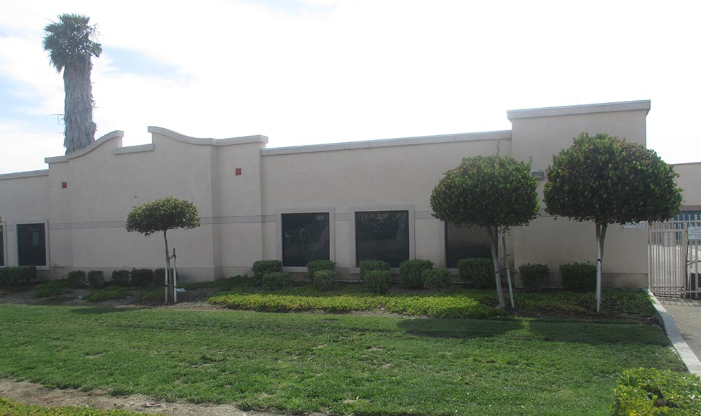 Self stroage facility in Venutra California