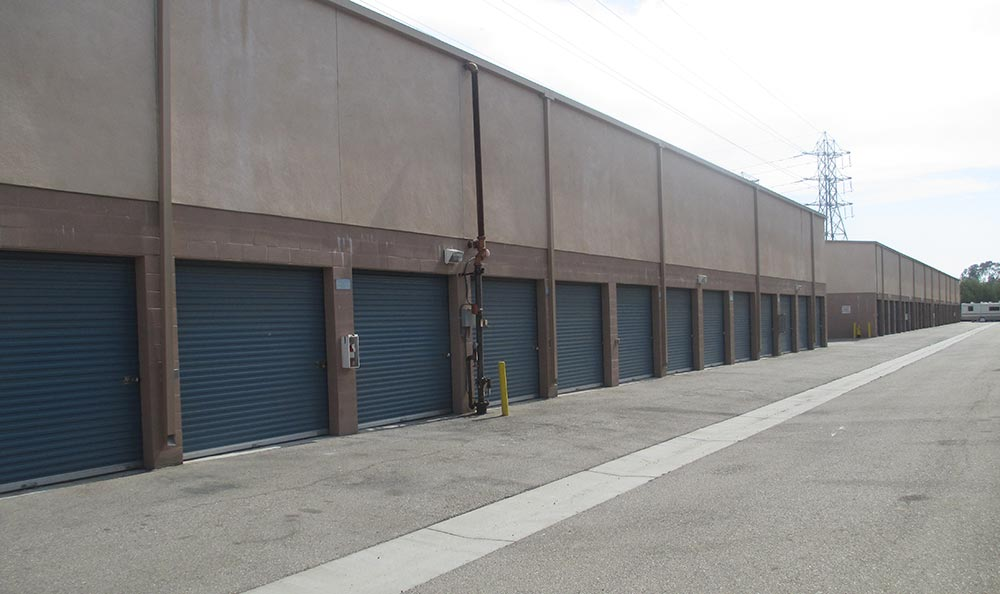 Storage units in Ventura CA