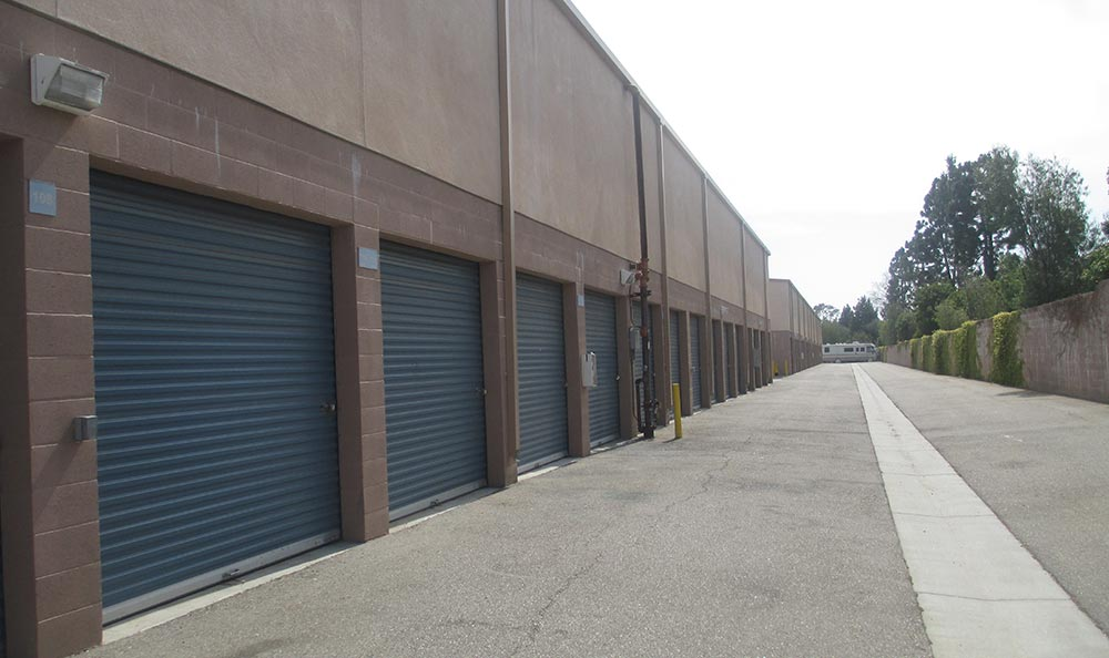 Ventura California self storage