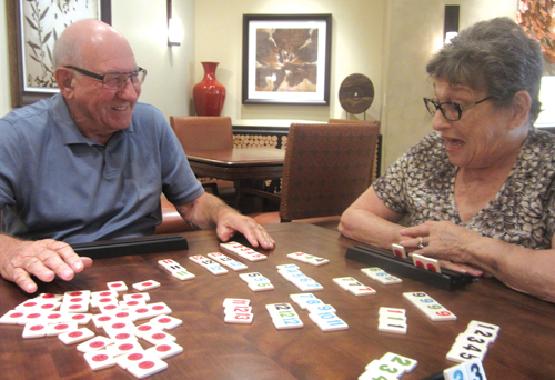 Maravilla Scottsdale Couple Reminisce About 60+ Years of Marriage