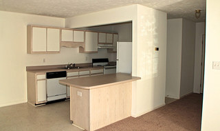 Fayetteville apartments kitchen interior