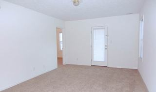 Interior of our Fayetteville apartments