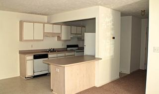 Fayetteville apartments kitchen