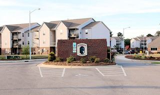 Parking at apartments in Fayetteville