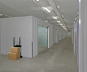 View a list of our San Francisco storage unit sizes and prices