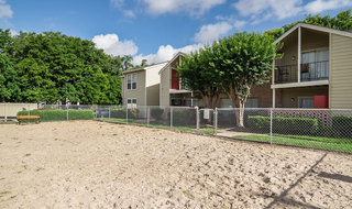 Apartments in houston with a dog park