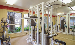 Apartments in houston with a fitness center