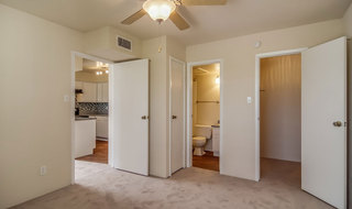 Large floor plans at apartments in houston