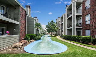 Apartment patios in houston