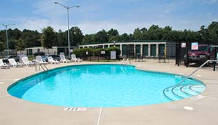 About our apartments in Fayetteville