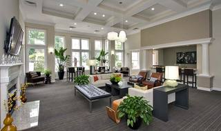 Raleigh apartments offering a clubhouse