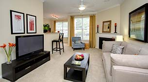 1, 2 & 3 bedroom apartments in Raleigh