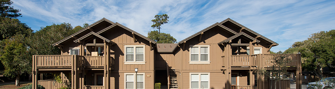 Pacific Grove apartments