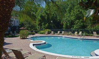 Winter Springs apartments offering a swimming pool