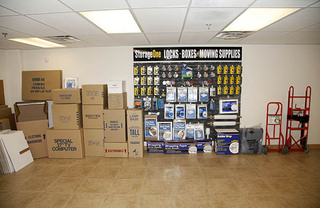 Self storage in north las vegas packing supplies