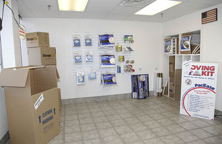 Self storage in las vegas supplies