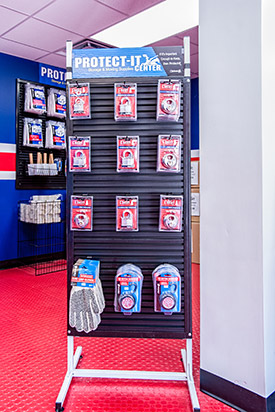 We sell storage supplies of all kinds at our Self Storage in Staten Island, NY