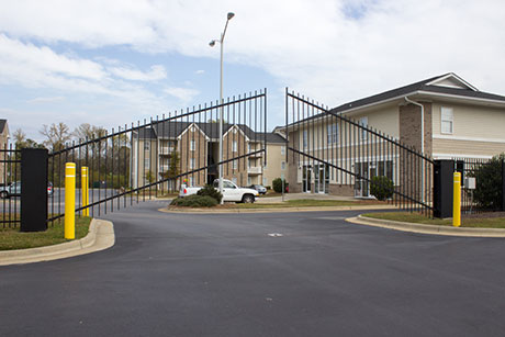 Fayetteville self storage offers secure storage units