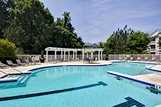 View a list of amenities offered at apartments in Raleigh NC