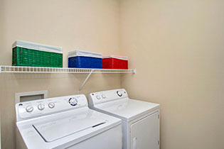 Apartments in Raleigh offering a washer and dryer in unit