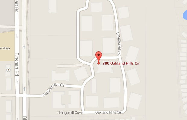 Map & Directions to our apartments in Lake Mary