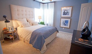 Comfortable bedrooms at our Lake Mary apartments