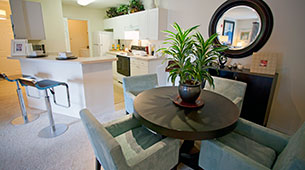 1, 2 & 3 bedroom apartments in Winter Springs