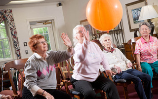 Daily activities in York senior living