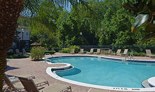 View a list of amenities offered at apartments in Winter Springs FL