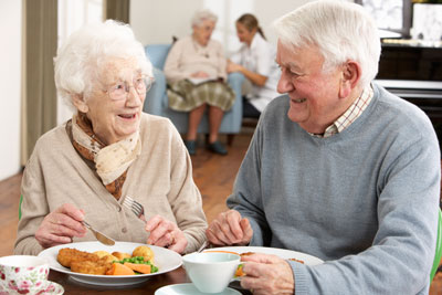 In-Home Culinary Service includes meal planning and companionship