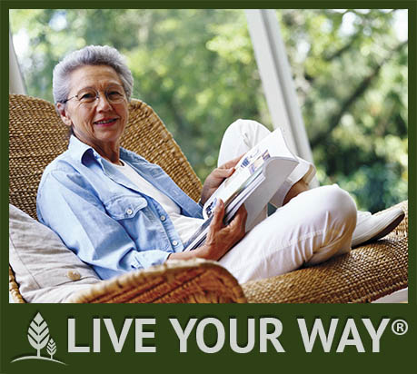 Live life your way in Newport at Oceanview Senior Living.