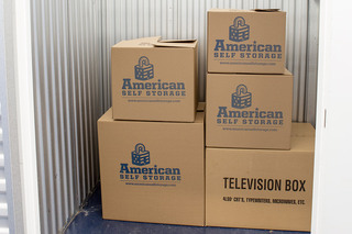Self storage in the bronx branded boxes