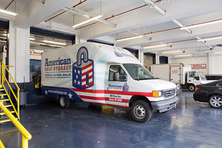 Self storage in the bronx free truck