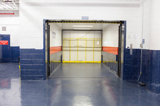 Self storage in the bronx freight elevator