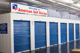 Self storage in the bronx interior