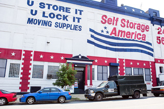 Brooklyn new york self storage exterior