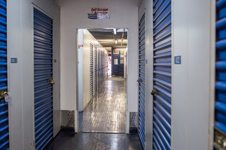 Brooklyn new york self storage hallway