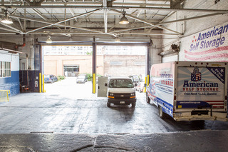 Self storage units in long island city truck for moving at loading dock